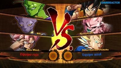 Dragon Ball FighterZ - Vs. COM gameplay on Nintendo Switch