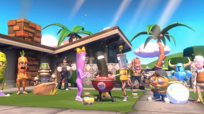 Runner 3 - PS4 Announce Trailer