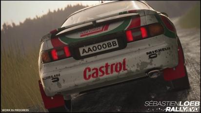 Sébastien Loeb Rally Evo - Release Date Trailer