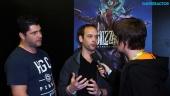 Heroes of the Storm - Matthew Cooper & Kaeo Milker Interview
