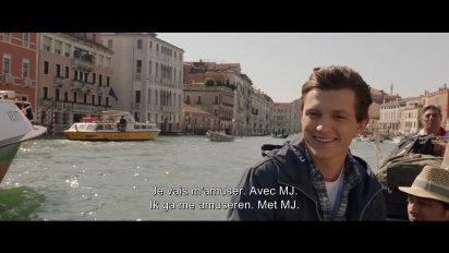 Spider-Man - Far From Home - Première bande-annonce