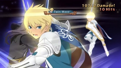 Tales of Vesperia: Definitive Edition - Launch Trailer