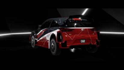 WRC 10 | Bande-annonce Editeur de Livrées