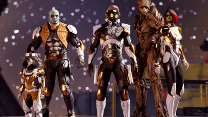Marvel's Guardians of the Galaxy - Launch Trailer