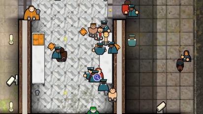 Prison Architect - Console Reveal Trailer