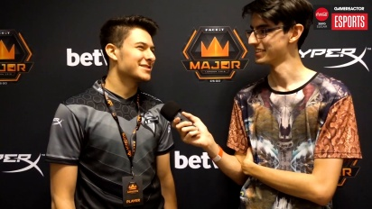 Faceit Minor (Asia) - Nifty Interview