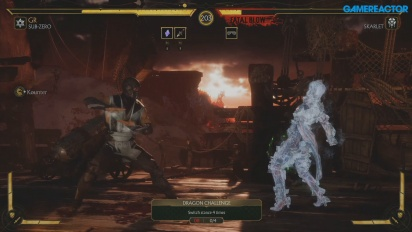 Mortal Kombat 11 - Towers of Time Gameplay