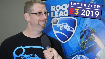 Rocket League - Scott Rudi Interview