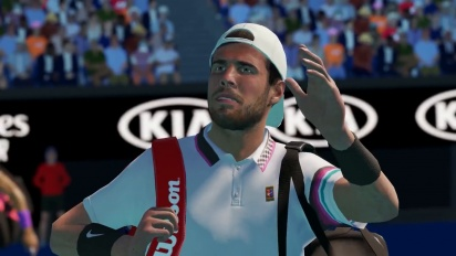 AO Tennis 2 - Behind the Scenes Dev Diary