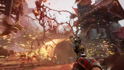 Shadow Warrior 3 - 'Way to Motoko' Gameplay Trailer