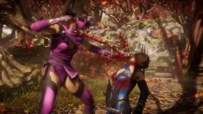Mortal Kombat 11 Ultimate - Official Mileena Gameplay Trailer