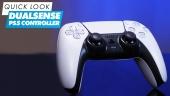 DualSense Controller - Quick Look