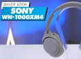Sony WH-1000XM4 - Quick Look