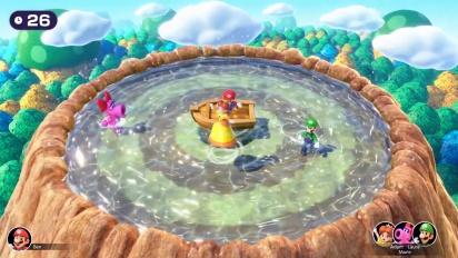 Mario Party Superstars - Faites la féte avec cette grande collection!