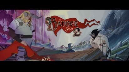 The Banner Saga 2 - Launch Trailer