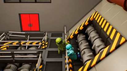 Gang Beasts - PS4 Gameplay Trailer
