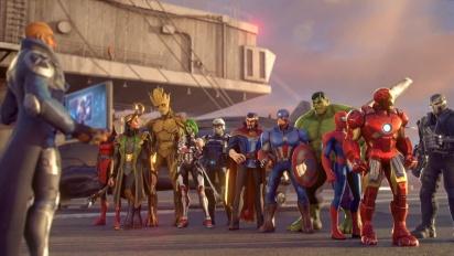 Marvel Strike Force - Launch Trailer