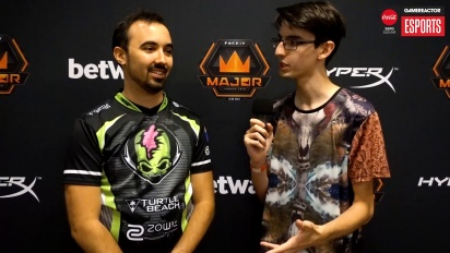 Faceit Minor (Asia) - Yam Interview