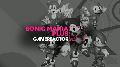 Sonic Mania Plus - Livestream Replay