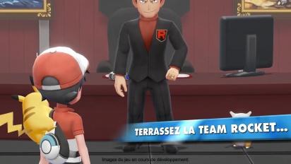 Pokémon Let's Go - Relevez le défi