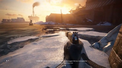 Sniper Ghost Warrior Contracts - Kolchak Harbor Gameplay Walkthrough