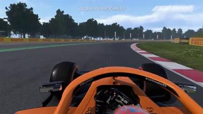 F1 2020 Hot Lap: Spain