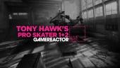 Tony Hawk's Pro Skater 1 + 2 - Livestream Replay