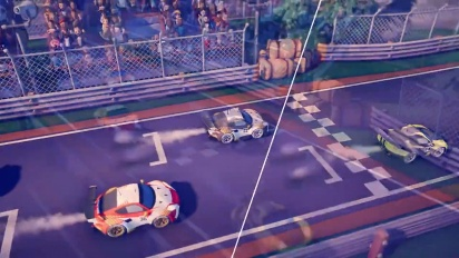 Circuit Superstars : Trailer de lancement