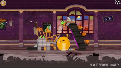 Angry Birds Seasons - Halloween Haunted Hogs Trailer