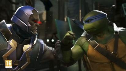 Injustice 2 - Les Tortues Ninja - Trailer Officiel vf