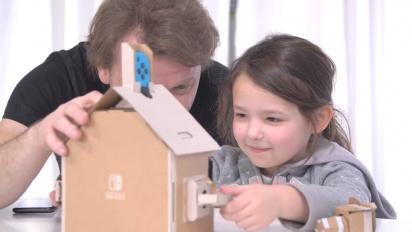 Nintendo Labo - Ce qu en pensent les familles
