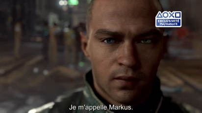 Detroit - Become Human - Interview de Jesse Williams aka Markus
