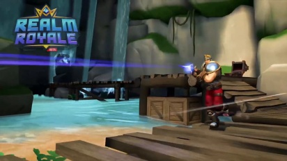 Realm Royale - Cross-Progression & Cross-Play Now Live!