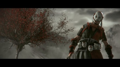 For Honor - Sakura CGI Trailer_CN subtitle