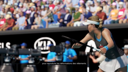 AO Tennis 2 - Carnet de développeurs