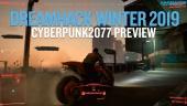 Dreamhack 19 - Aperçu de Cyberpunk 2077