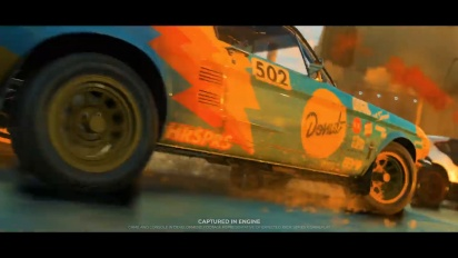 Dirt 5 - Announcement Trailer