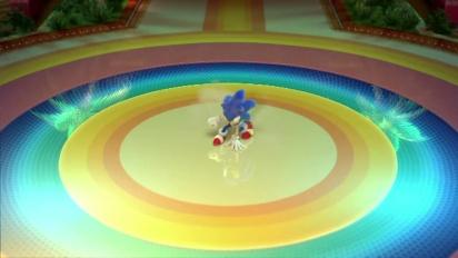 Sonic Colours - Multiplayer Trailer