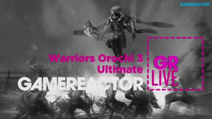 Warriors Orochi 3: Ultimate (PS4) - Livestream Replay