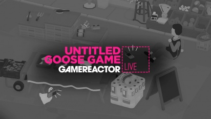 Untitled Goose Game - Livestream Replay
