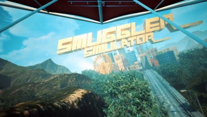 Smuggler Simulator - Official Reveal Trailer
