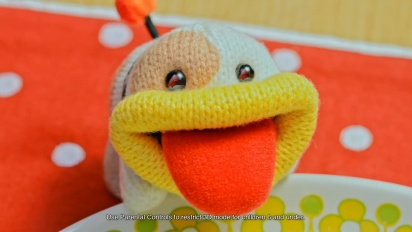 Poochy & Yoshi's Woolly World - Cake! Trailer