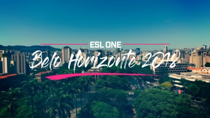 ESL One Belo Horizonte 2018 Announcement Trailer