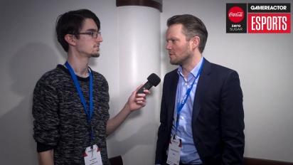 North - Christian Sorensen Interview at ESI Super Forum