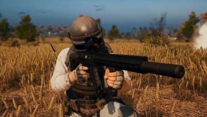 PlayerUnknown's Battlegrounds - New Weapon: Mk47 Mutant