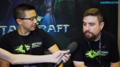 StarCraft II - Kevin Dong and Ryan Schutter Interview