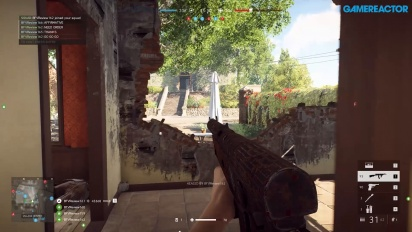 Battlefield V - Gameplay Arras