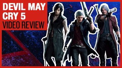 Devil May Cry 5 - Notre test en vidéo