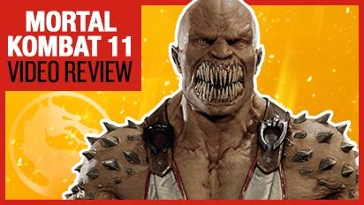 Mortal Kombat 11 - Video Review