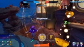 Rocket Arena - Mysteen in Treasure Hunt Mode Gameplay